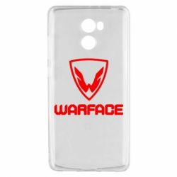 Чехол для Xiaomi Redmi 4 Warface Logo - FatLine