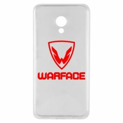 Чехол для Meizu M5 Warface Logo - FatLine