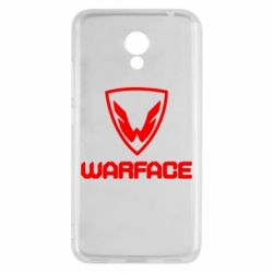 Чехол для Meizu M5c Warface Logo - FatLine