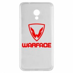 Чехол для Meizu M5s Warface Logo - FatLine