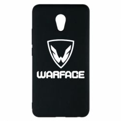 Чехол для Meizu M5 Note Warface Logo - FatLine