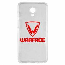 Чехол для Meizu M6s Warface Logo - FatLine