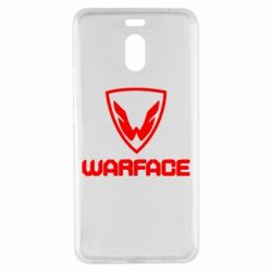Чехол для Meizu M6 Note Warface Logo - FatLine