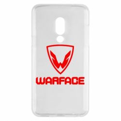 Чехол для Meizu 15 Warface Logo - FatLine