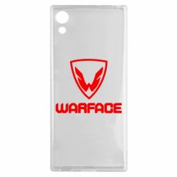 Чехол для Sony Xperia XA1 Warface Logo - FatLine