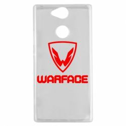 Чехол для Sony Xperia XA2 Warface Logo - FatLine