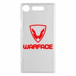 Чехол для Sony Xperia XZ1 Warface Logo - FatLine