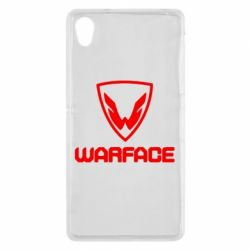 Чехол для Sony Xperia Z2 Warface Logo - FatLine