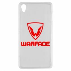 Чехол для Sony Xperia Z3 Warface Logo - FatLine