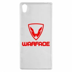 Чехол для Sony Xperia Z5 Warface Logo - FatLine
