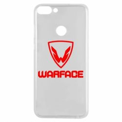 Чехол для Huawei P Smart Warface Logo - FatLine