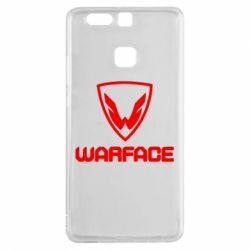 Чехол для Huawei P9 Warface Logo - FatLine