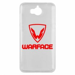 Чехол для Huawei Y5 2017 Warface Logo - FatLine