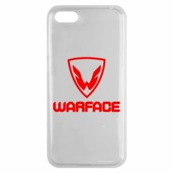 Чехол для Huawei Y5 2018 Warface Logo - FatLine