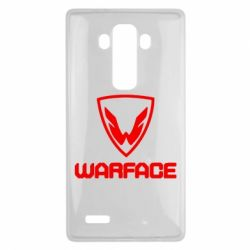 Чехол для LG G4 Warface Logo - FatLine
