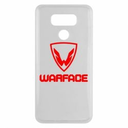 Чехол для LG G6 Warface Logo - FatLine