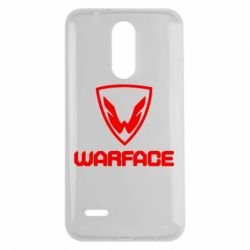 Чехол для LG K7 2017 Warface Logo - FatLine
