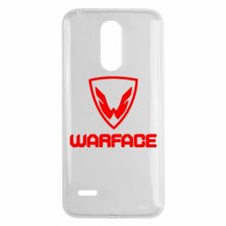 Чехол для LG K8 2017 Warface Logo - FatLine