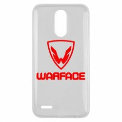 Чехол для LG K10 2017 Warface Logo - FatLine