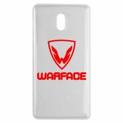 Чехол для Nokia 3 Warface Logo - FatLine