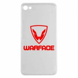 Чехол для Meizu U20 Warface Logo - FatLine
