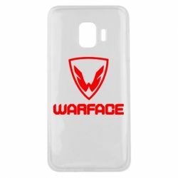 Чехол для Samsung J2 Core Warface Logo - FatLine
