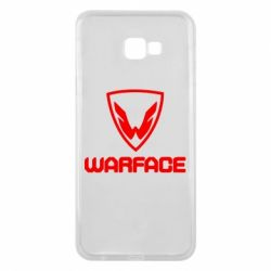 Чехол для Samsung J4 Plus 2018 Warface Logo - FatLine