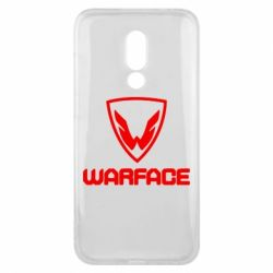 Чехол для Meizu 16x Warface Logo - FatLine