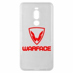 Чехол для Meizu Note 8 Warface Logo - FatLine