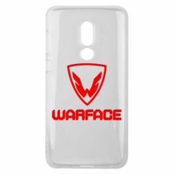 Чехол для Meizu V8 Warface Logo - FatLine