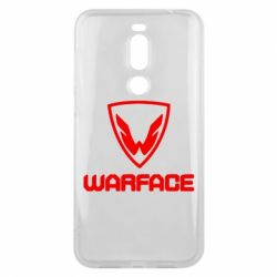 Чехол для Meizu X8 Warface Logo - FatLine