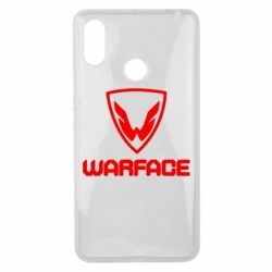 Чехол для Xiaomi Mi Max 3 Warface Logo - FatLine