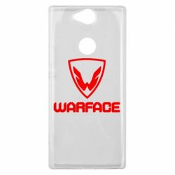 Чехол для Sony Xperia XA2 Plus Warface Logo - FatLine