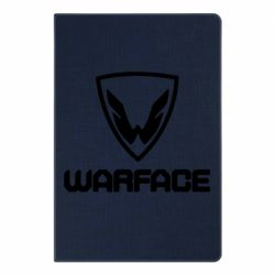 Блокнот А5 Warface Logo - FatLine