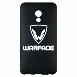 Чехол для Meizu 15 Lite Warface Logo - FatLine