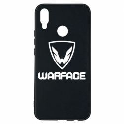 Чехол для Huawei P Smart Plus Warface Logo - FatLine