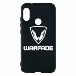 Чехол для Mi A2 Lite Warface Logo - FatLine