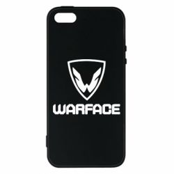 Чехол для iPhone5/5S/SE Warface Logo - FatLine
