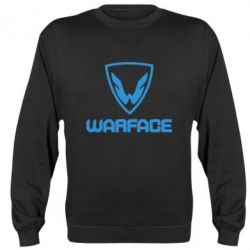 Реглан (свитшот) Warface Logo - FatLine