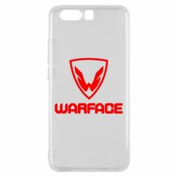 Чехол для Huawei P10 Warface Logo - FatLine
