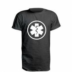 Подовжена футболка Warface: medic