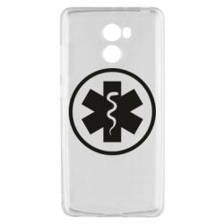 Чехол для Xiaomi Redmi 4 Warface: medic
