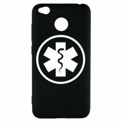 Чехол для Xiaomi Redmi 4x Warface: medic
