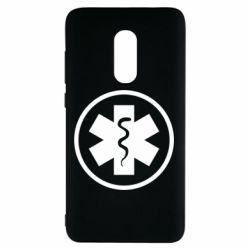 Чехол для Xiaomi Redmi Note 4 Warface: medic