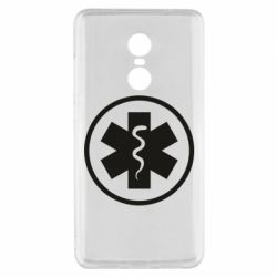 Чехол для Xiaomi Redmi Note 4x Warface: medic