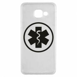 Чохол для Samsung A3 2016 Warface: medic