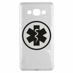 Чохол для Samsung A5 2015 Warface: medic