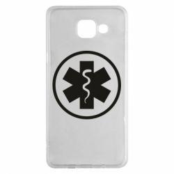 Чохол для Samsung A5 2016 Warface: medic