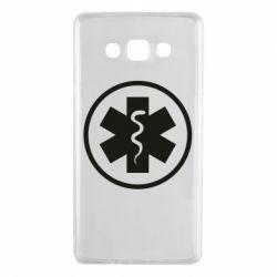 Чохол для Samsung A7 2015 Warface: medic
