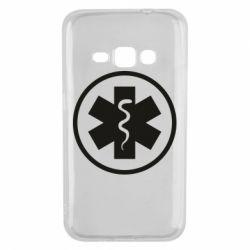 Чохол для Samsung J1 2016 Warface: medic